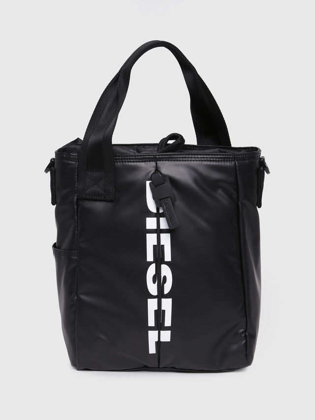 Sel F Bold Bucket Fl Black Crossbody Bags Image 1