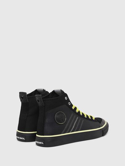 Diesel - S-ASTICO MC H, Black/Yellow - Sneakers - Image 3