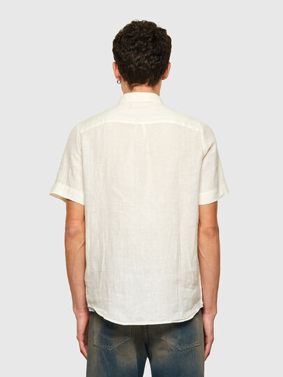 Diesel - S-KIRU, White - Shirts - Image 2