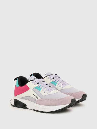 Diesel - S-TYCHE LOW CUT W, Grey/Pink - Sneakers - Image 2