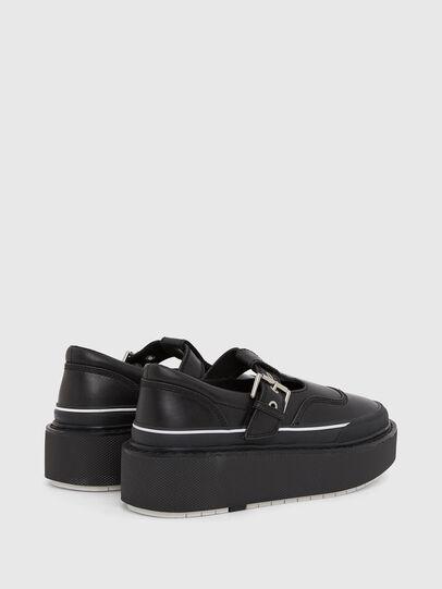 Diesel - H-SCIROCCO BA, Black - Sneakers - Image 3