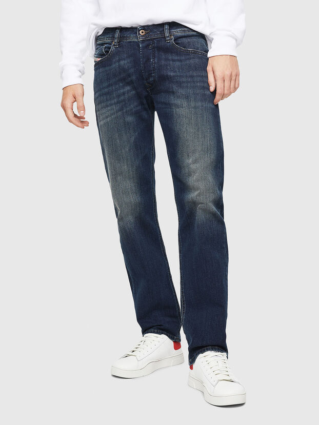 Waykee 0814W, Dark Blue - Jeans