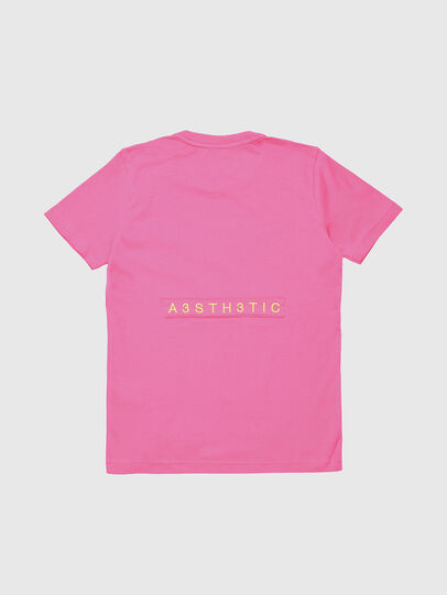 Diesel - TSILYWC, Pink - T-shirts and Tops - Image 2