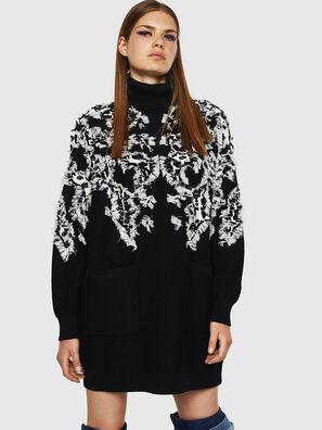 M-CV-FURS, Black - Knitwear