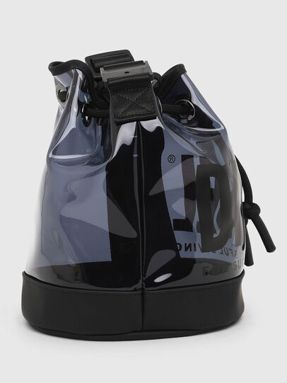 Diesel - BUCKET KID, Black - Bags - Image 3