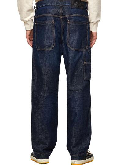 Diesel - D-Franky 09A12, Dark Blue - Jeans - Image 2