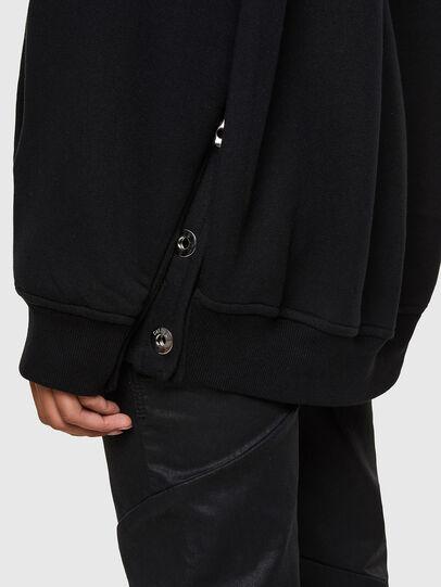 Diesel - F-GLORIOUS, Black - Sweaters - Image 4