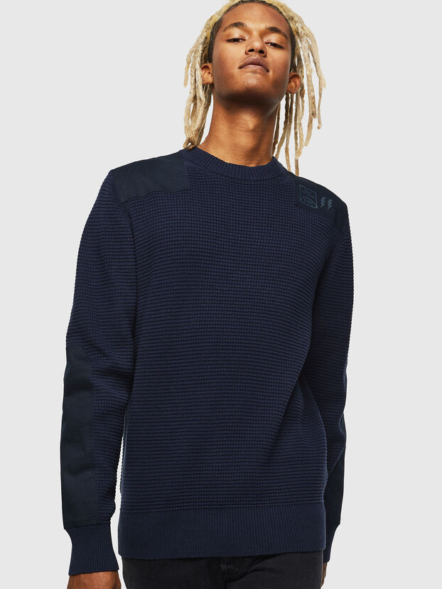 K-LESTER, Dark Blue - Knitwear