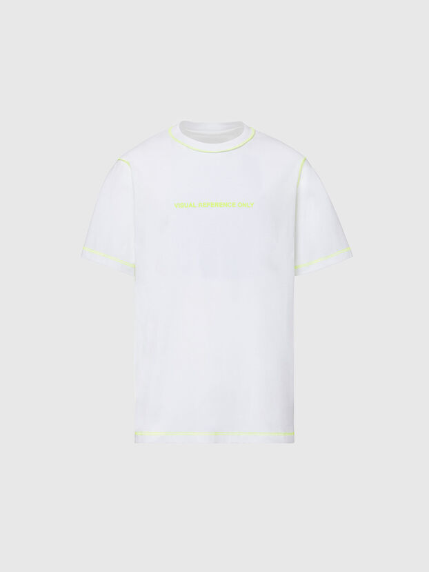 T-JUSEAM, White - T-Shirts