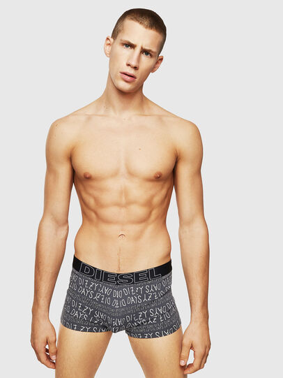 Diesel - UMBX-DAMIENTHREEPACK, Gray/Black - Trunks - Image 2