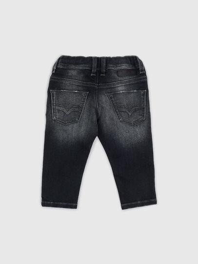 Diesel - KROOLEY-JOGGJEANS-B-N, Black - Jeans - Image 2