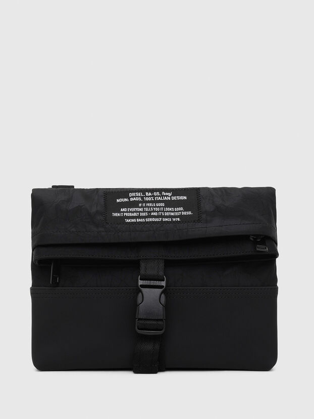 ECHINO, Black - Crossbody Bags