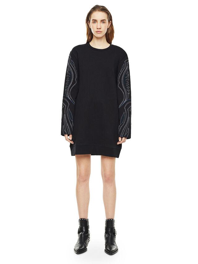 Diesel - DRESSIE, Black - Dresses - Image 1