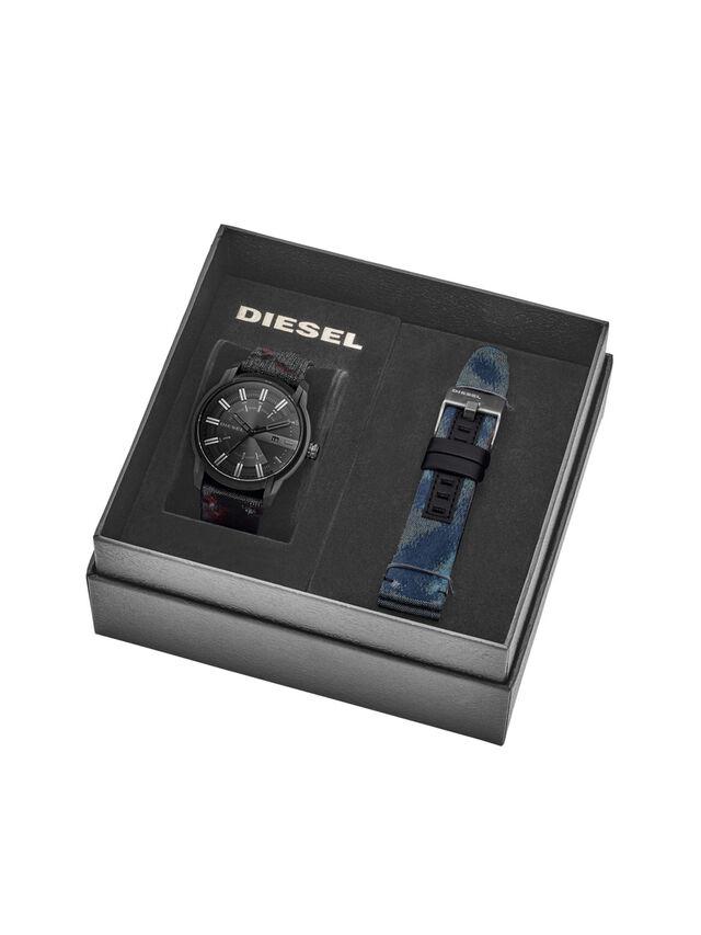 Diesel - DZ1851, Black - Timeframes - Image 4