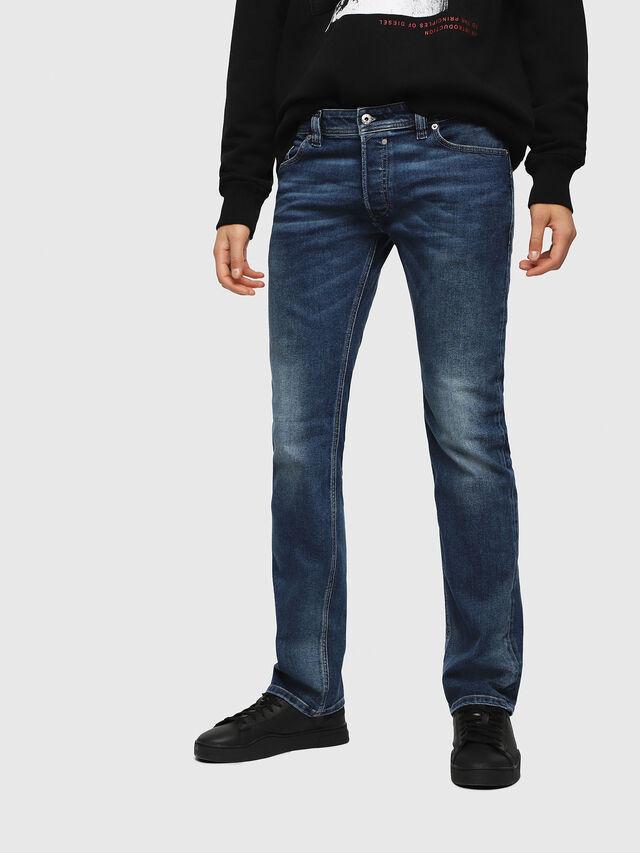 Diesel - Safado C84HV, Dark Blue - Jeans - Image 1