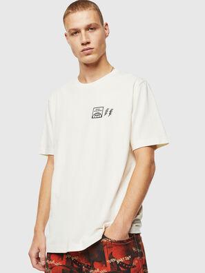 T-JUST-VINT, White - T-Shirts