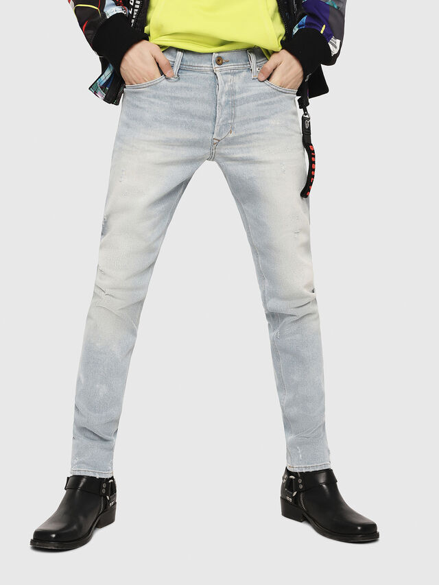 Diesel - Tepphar 081AK, Light Blue - Jeans - Image 1