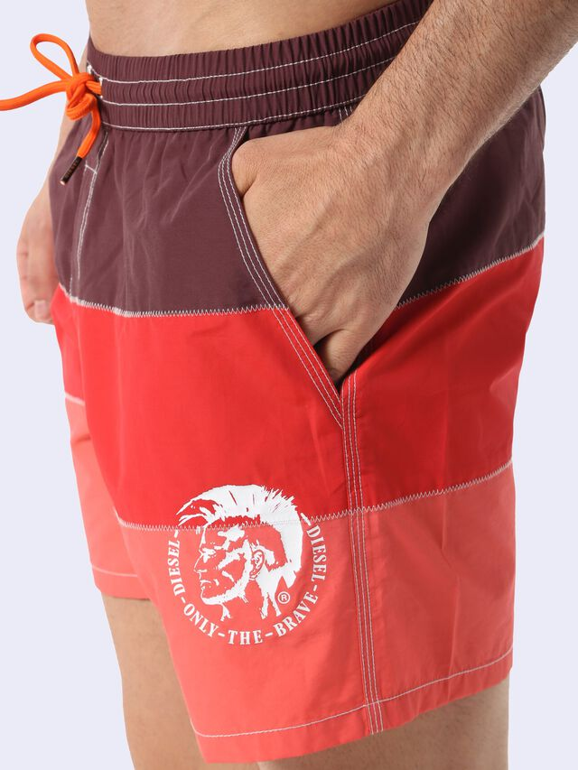 Diesel - BMBX-CAYBAY, Red - Boxers - Image 3
