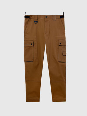 P-FREDDY, Light Brown - Pants