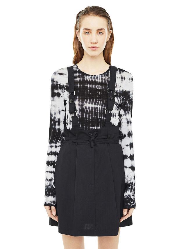 Diesel - OPHELIA, Black - Skirts - Image 4