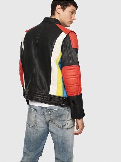 Diesel - L-YUJA,  - Leather jackets - Image 2