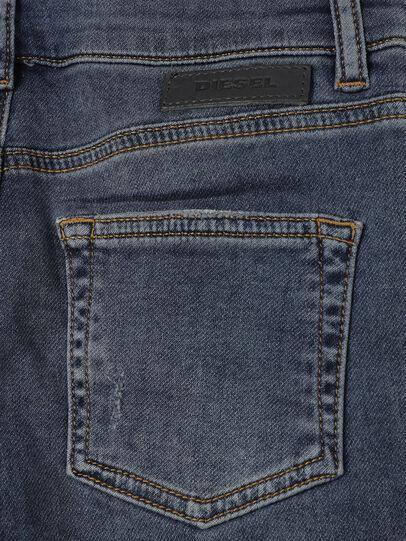 Diesel - D-STRUKT-J JOGGJEANS, Medium blue - Jeans - Image 4