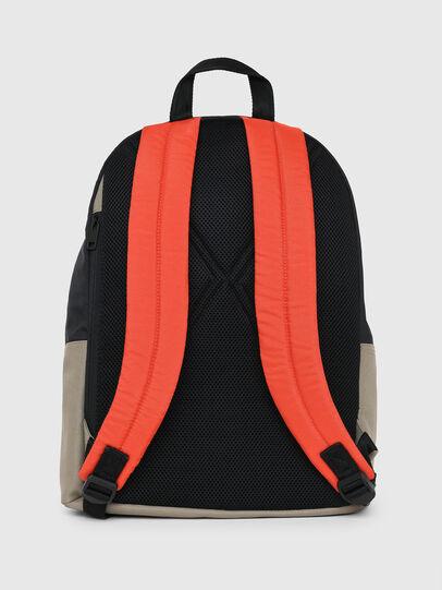 Diesel - RODYO FP, White/Orange - Backpacks - Image 2