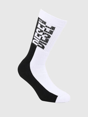 SKM-RAY, Black/White - Socks