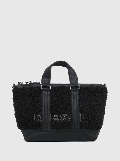 Diesel - THISBAG SATCHEL HP, Black - Bags - Image 1