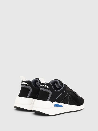 Diesel - S-SERENDIPITY LOW, Black - Sneakers - Image 3