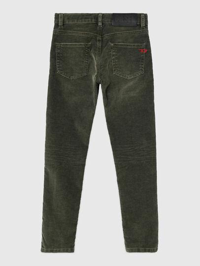 Diesel - D-STRUKT-J, Dark Green - Jeans - Image 2