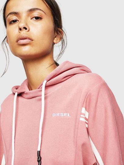 Diesel - UFLT-VERTIX-CROP,  - Sweaters - Image 3