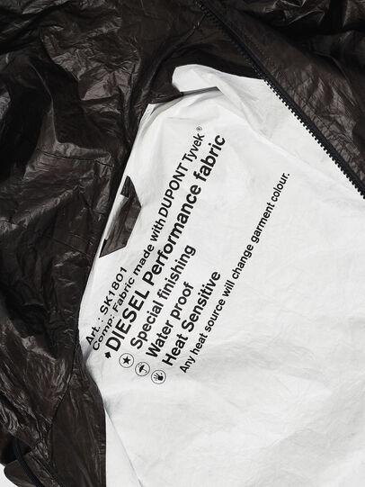 Diesel - J-GRIGOR-TVK, Black - Jackets - Image 7