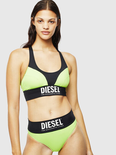 Diesel - BFPN-BEACHY, Green/Black - Panties - Image 4