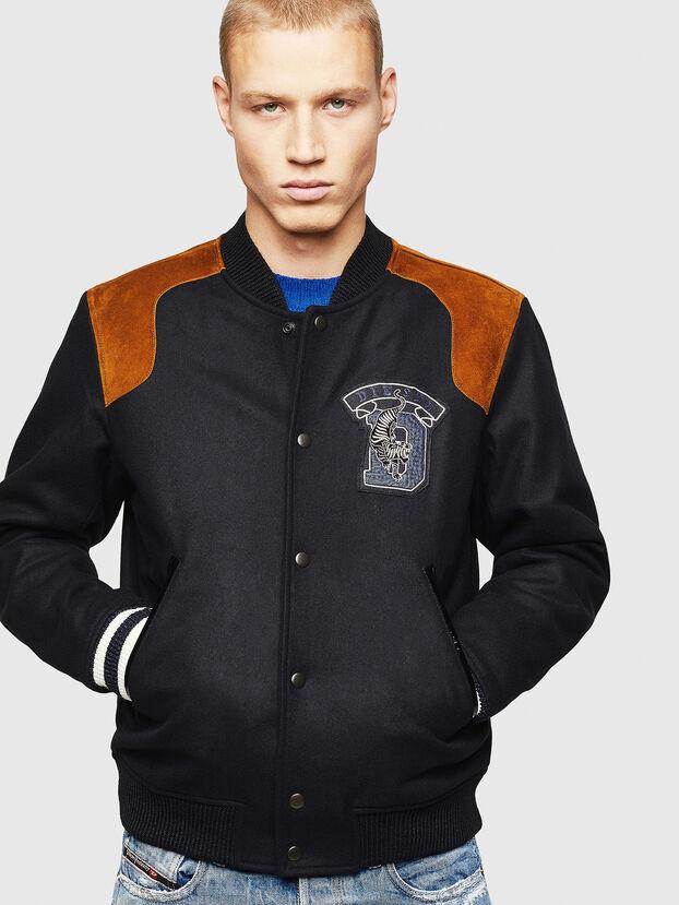 W-KISLOV, Black - Jackets