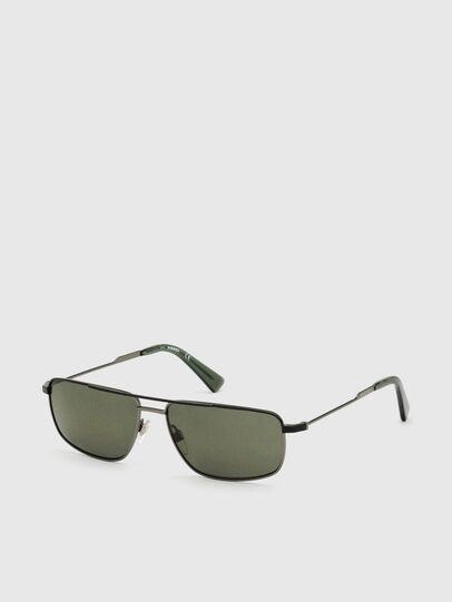 Diesel - DL0308, Black/Grey - Sunglasses - Image 2