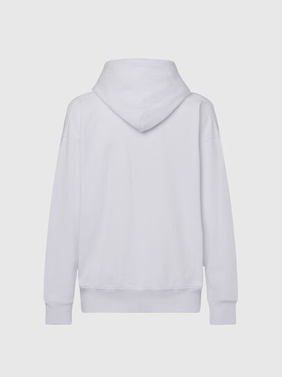 Diesel - S-ALBY-X1, White - Sweaters - Image 2