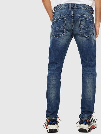 Diesel - Thommer 089AR, Dark Blue - Jeans - Image 2