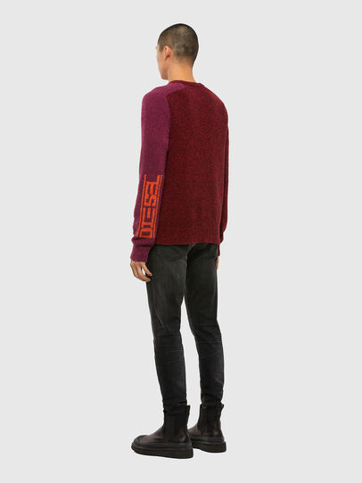 Diesel - K-BART, Brown - Knitwear - Image 5