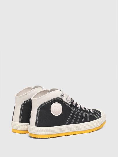 Diesel - S-YUK MC, Black/Yellow - Sneakers - Image 3