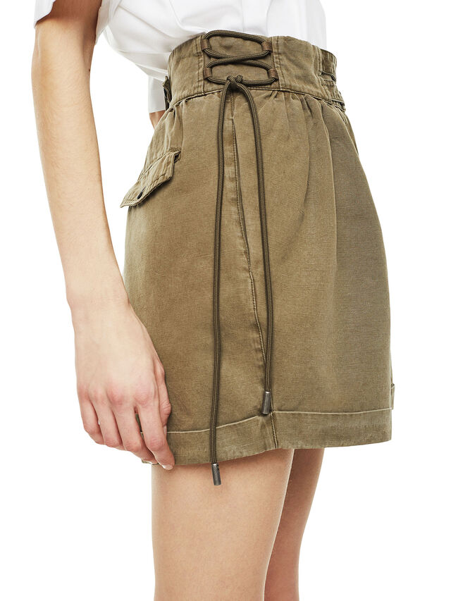 Diesel - SIMONY, Military Green - Shorts - Image 4