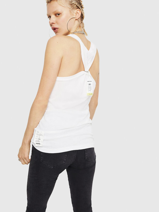 Diesel - T-KARY, White - T-Shirts - Image 2