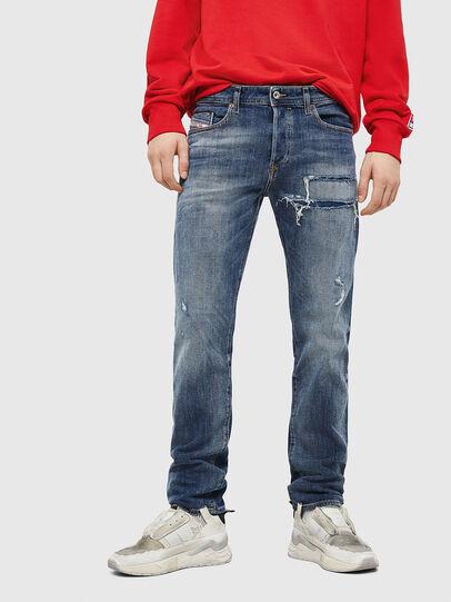 Diesel - Buster 0890X, Medium blue - Jeans - Image 1