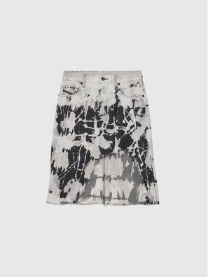 DE-ELLYOT-SP, White/Black - Skirts