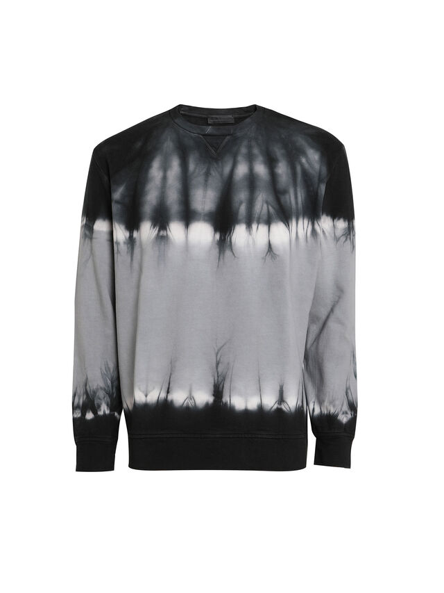 Diesel - FLOXY, Black/White - Sweaters - Image 1