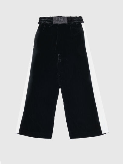 Diesel - PKARAL, Black/White - Pants - Image 1