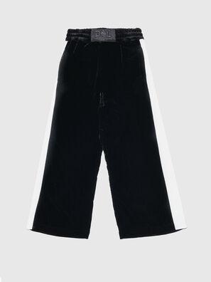 PKARAL, Black/White - Pants