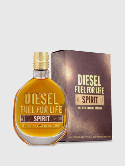 Diesel - FUEL FOR LIFE SPIRIT 75ML,  - Fuel For Life - Image 1