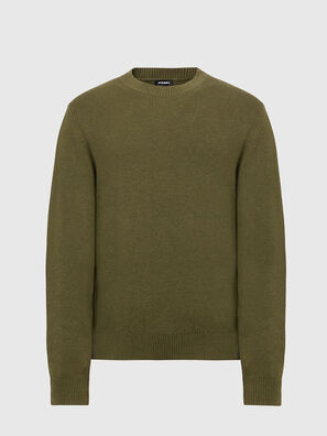 K-AARON, Military Green - Knitwear