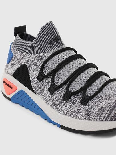 Diesel - S-KB ATHL LACE, Grey/Blue - Sneakers - Image 4